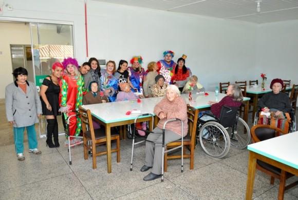 Café Solidário é realizado no Lar do Idoso de Mafra