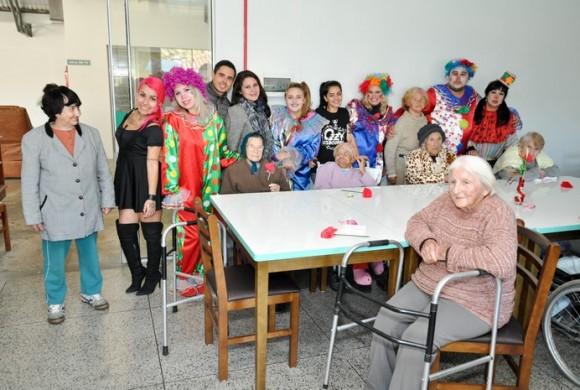 Café Solidário no Lar dos Idosos de Mafra