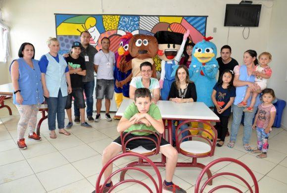 Café Solidário no Lar da Georgete