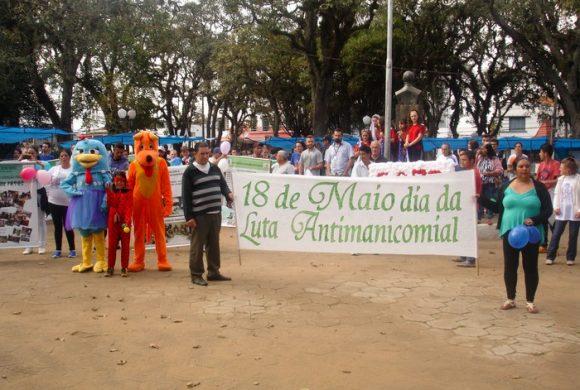 Caminhada a Favor da Luta Antimanicomial em Rio Negro