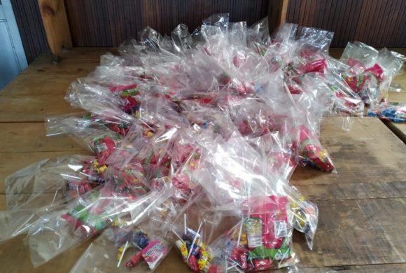 Doe doces e ajude a alegrar muitas crianças de Rio Negro e Mafra